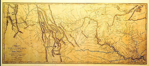 Clark's Map