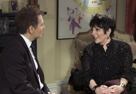 Michael Feinstein talks with Liza Minelli