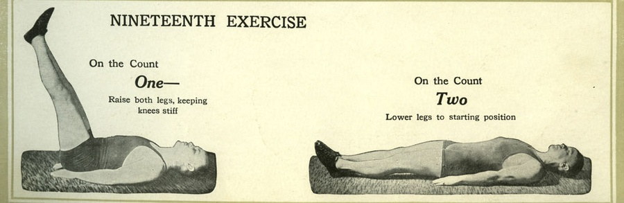 Exercise records history detectives pbs
