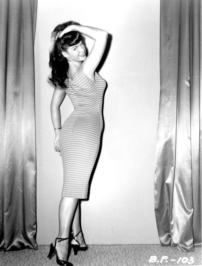Betty Page Photos: History Detectives