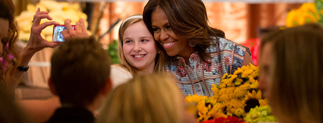 Win a Seat at the White House Kids' State Dinner! image