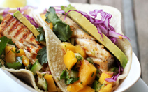 Grilled Fish Tacos image