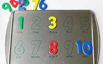 DIY Number Puzzle image