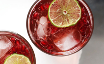 Pomegranate Punch image