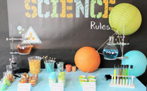 Science Birthday Party image