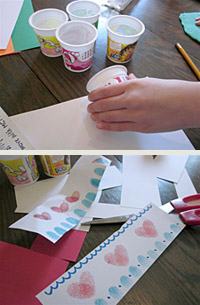 Begin By Making The Flower Vase