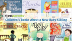 Baby Sibling Books image
