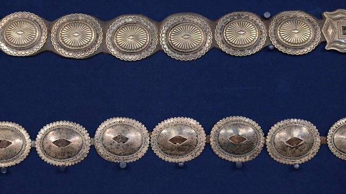 Navajo Silver Concho Belts Antiques Roadshow Pbs