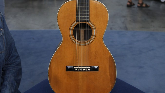 1899 C  F  Martin Model 1-21 Guitar | Antiques Roadshow | PBS
