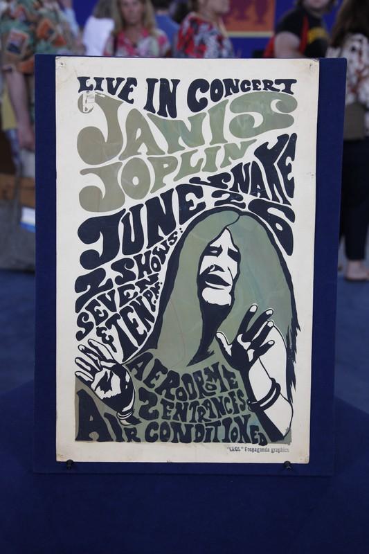 Janis Joplin Tour