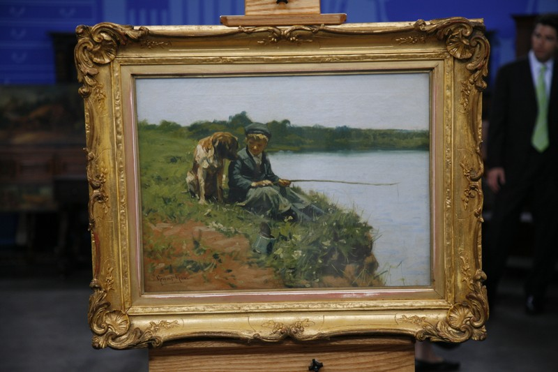 Where To Take Antique Paintings To Be Appraised