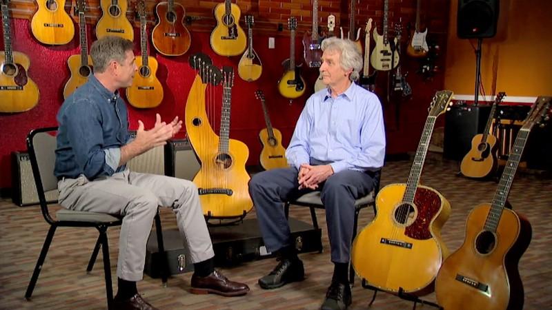 Field Trip: Larson Brothers Guitars | Antiques Roadshow | PBS