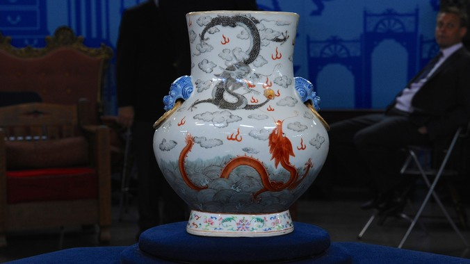 Chinese Porcelain Vase Ca 1900 Antiques Roadshow Pbs