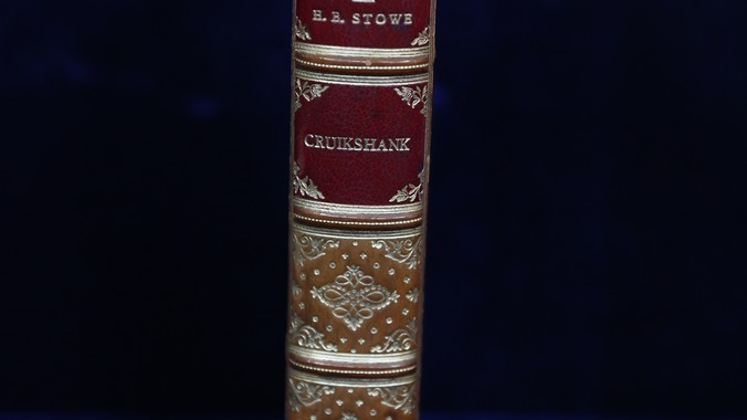 1852 uncle tom 39 s cabin with letter antiques roadshow pbs for Uncle tom s cabin first edition value