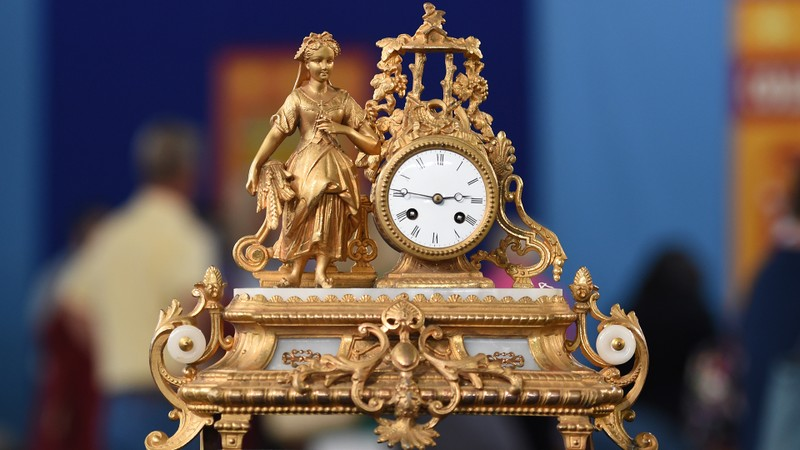 19th Century French Figural Clocks Antiques Roadshow Pbs