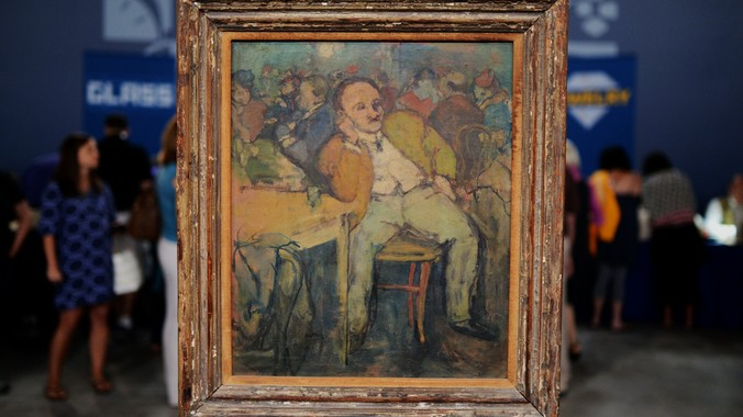 Henry Botkin Oil Painting, ca. 1935 | Antiques Roadshow | PBS