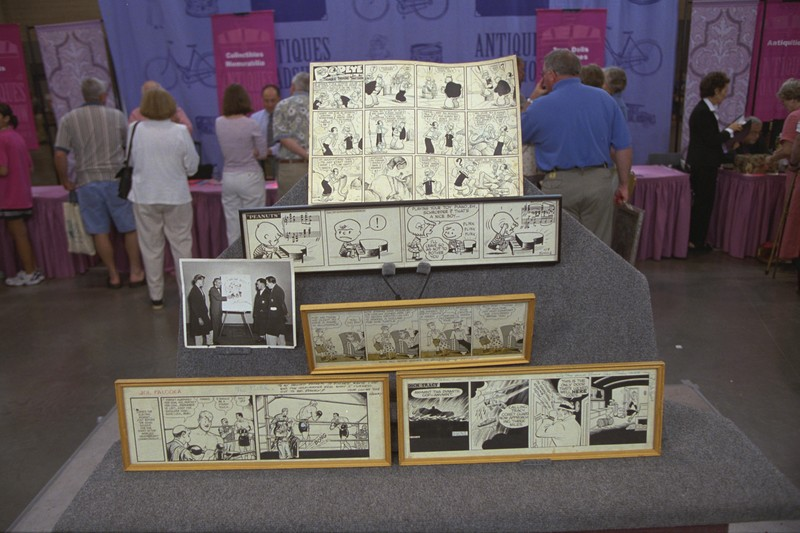 20th C  American Cartoon Originals. Appraisals   Antiques Roadshow   PBS