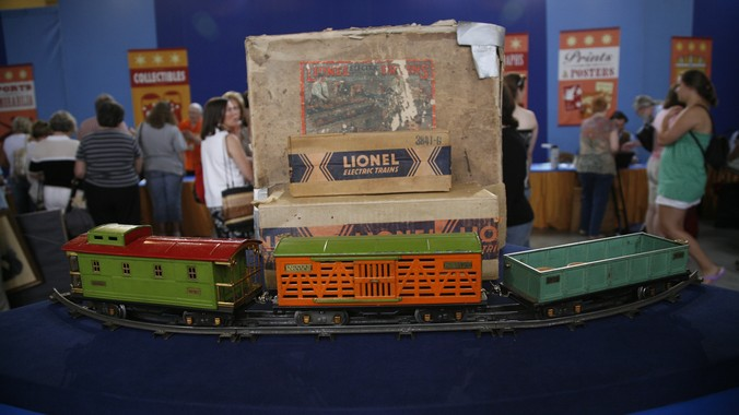 Lionel Freight Train Set Ca 1935