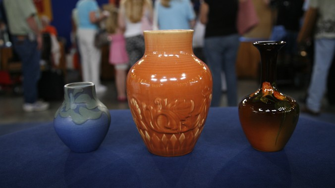 Rookwood Pottery Collection Antiques Roadshow Pbs