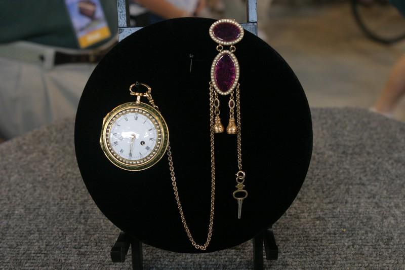 Pocket Watch Amp Chatelaine Ca 1790 Antiques Roadshow Pbs