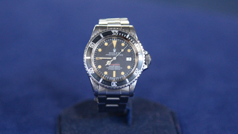 Rolex Red Submariner Watch, ca. 1972 | Antiques Roadshow | PBS