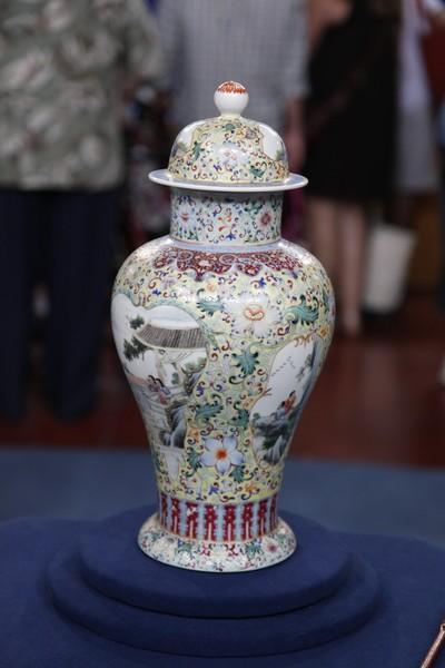 Chinese Antique Vase Appraisal