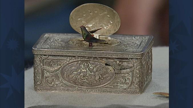 German Silver Music Boxes Antiques Roadshow Pbs