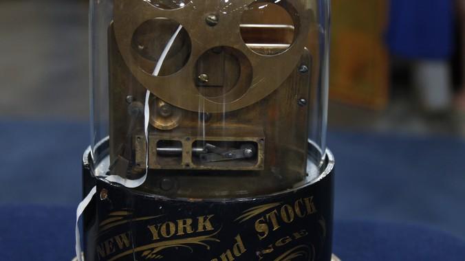 stock ticker machine for sale