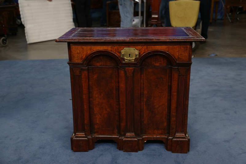 1 of 1 - English Architect's Desk, Ca. 1730 Antiques Roadshow PBS