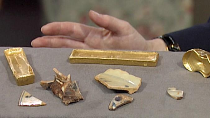 18th Century China Trade Shipwreck Gold Amp Porcelain