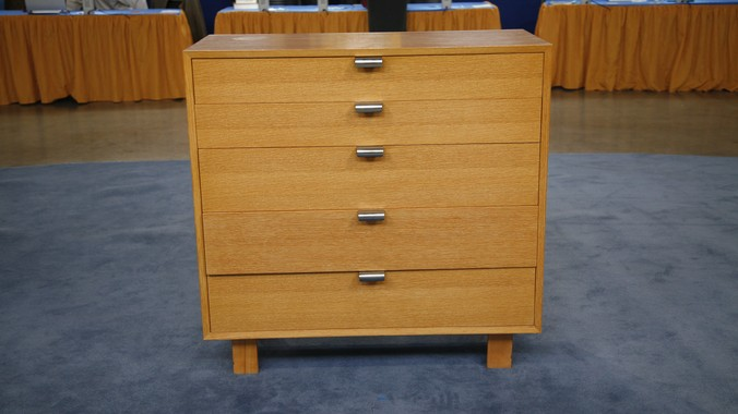 George Nelson Herman Miller Chest