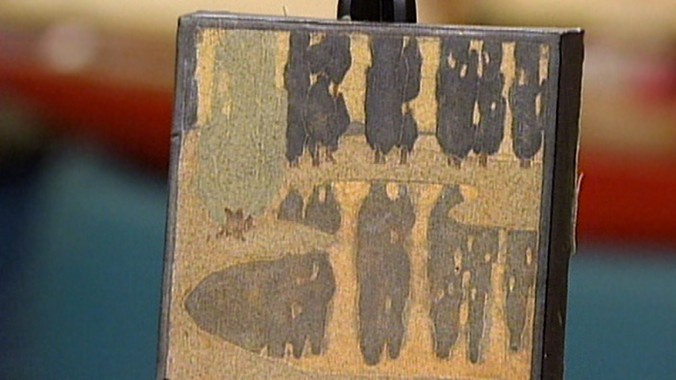 Marblehead Pottery Tile Ca 1908 Antiques Roadshow Pbs