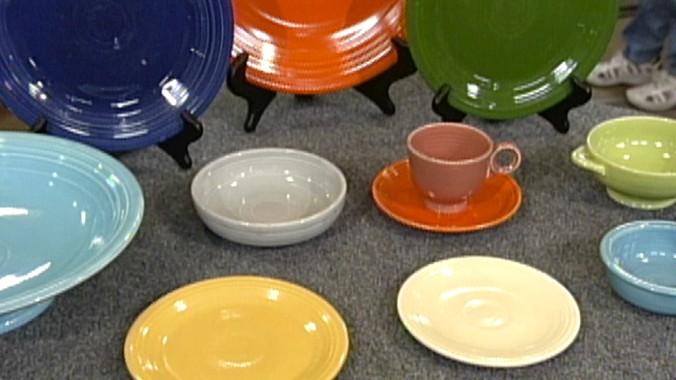 Read Appraisal Transcript & Homer Laughlin Fiesta Dinnerware | Antiques Roadshow | PBS