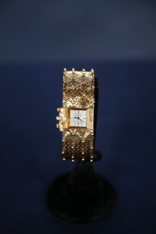 Cartier Gold Bracelet Watch Ca 1950 Antiques Roadshow Pbs