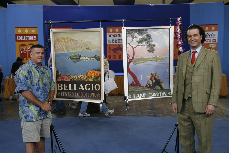 20th Century Italian Travel Posters Antiques Roadshow Pbs