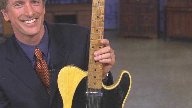 1953 Fender Telecaster Guitar | Antiques Roadshow | PBS