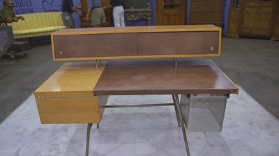 George Nelson Desk, Ca. 1952