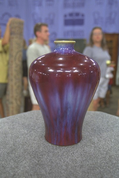 18th Century Flamb 233 Meiping Vase Antiques Roadshow Pbs