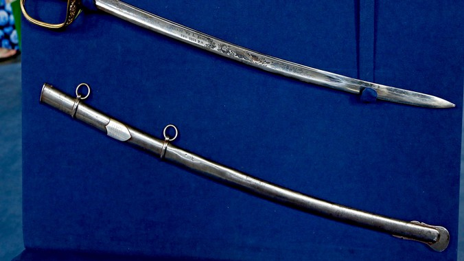 Civil War Union Officer's Sword | Antiques Roadshow | PBS