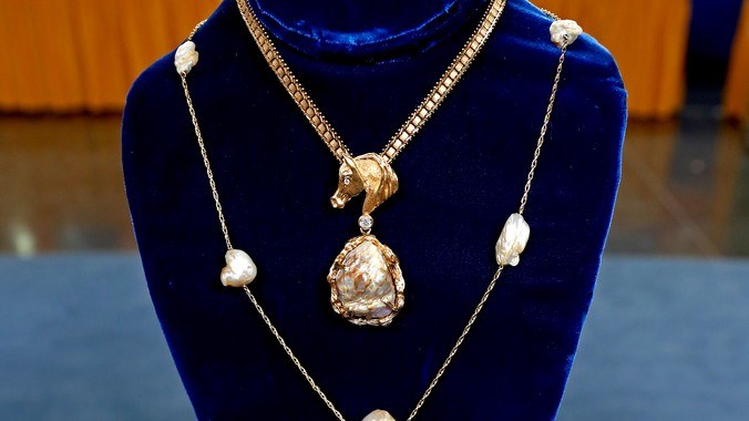 tennessee river pearl jewelry ca 1940 antiques