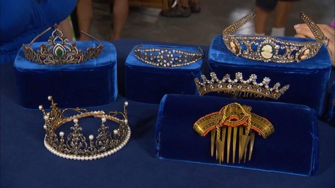 tiara collection antiques roadshow pbs