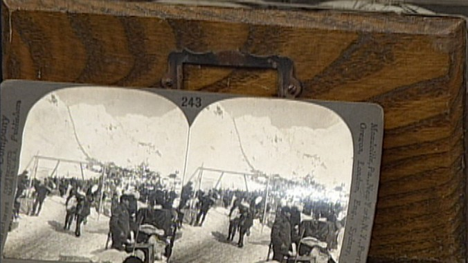 Tabletop Stereo Viewer, ca  1870 | Antiques Roadshow | PBS