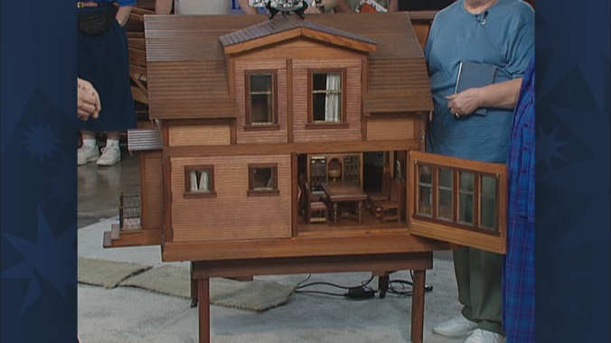 Arts Amp Crafts Dollhouse Antiques Roadshow Pbs