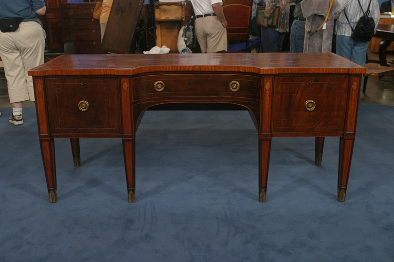 English Sideboard Ca 1790 Antiques Roadshow Pbs