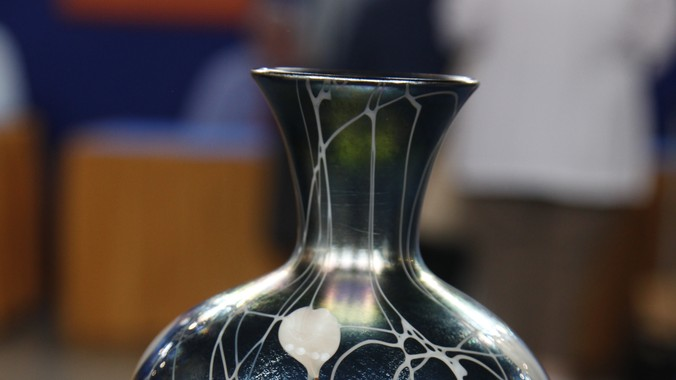 Durand Art Glass Vase Ca 1928 Antiques Roadshow Pbs