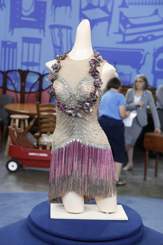 Sonja Henie Ice Show Costume, ca. 1941 | Antiques Roadshow ...