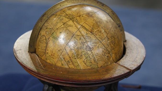 1852 Merriam Amp Moore Celestial Globe Antiques Roadshow Pbs