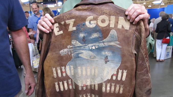 World War Ii American A2 Bomber Jacket Antiques Roadshow Pbs