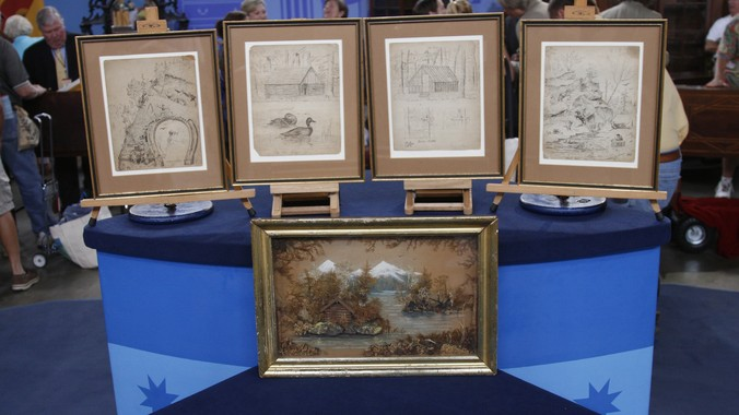 1897 Gold Rush Archive   Antiques Roadshow   PBS