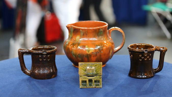 George Ohr Pottery Ca 1900 Antiques Roadshow Pbs